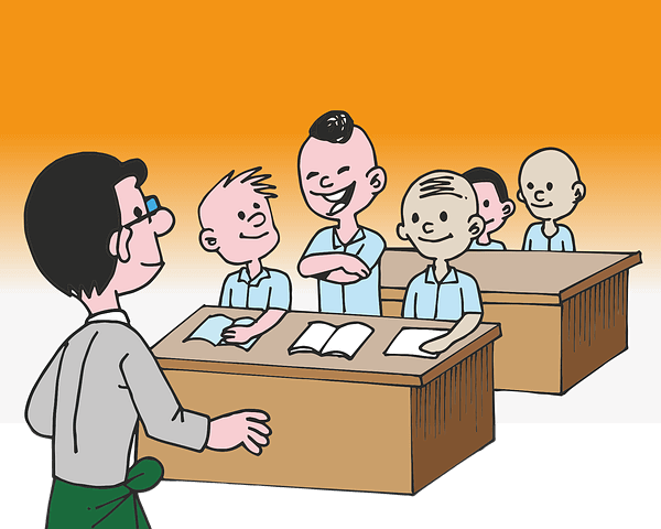 Private one-on-one tutoring approach
