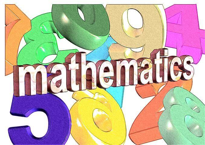 Maths Subjects I focus in